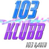 103 Klubb DJs From Mars 26/10/2017 19H-20H