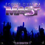 CLUB SENSATION 11 by DJ MAST (2016)