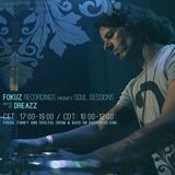 Soul Sessions Fokuz Recordings Show February 18th 2019 hosted by Dreazz @Bassdrive.com