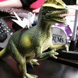 20160518 Lovesick DinoDrums