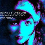 Insomniacs Second Best Friend - Sticks & Stones Dubs (experimental, calming dream vibes)