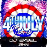 DJ EkSeL - 4th Of July Pari Mix (2018)