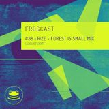 Frogcast #38 - Rize - Forest is Small Mix