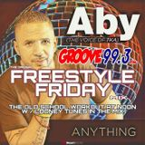 The Original Freestyle Friday Mix 08/16/19 - Old School Workout at Noon