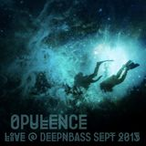 Live @ Deep N Bass Seattle - Sept 2015