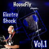 "HouseFly Presents ""Electro Shock Volume 1"""