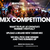Defected x Point Blank Mix Competition: DJ Antonius