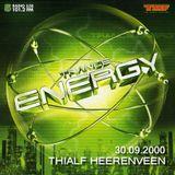 Dj Cross - Live @ Trance Energy, Thialf - Heerenveen, Holland - [2000-09-30]