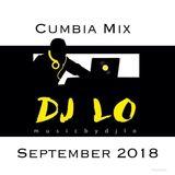 Dj Lo - Cumbia Mix - September 2018