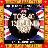UK TOP 40 : 07-13 JUNE 1987 - THE CHART BREAKERS