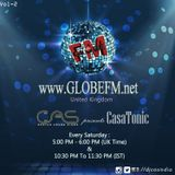 Casatonic Podcast Vol.02 on GlobeFm (16th Jan 2016)