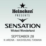 Roul & Doors - Live @ Wicked Wonderland Sensation (Taiwan) 2013.09.28.
