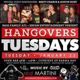 Panda Gang Takeover (HOUSE) @ Red Martini 1.23.18