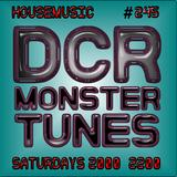 DCR Monster Tunes 01/07/2017