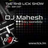 The RnB Lick Show with DJ Mahesh - 16th January 2019