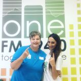 Onefm-Michelle Rodrigues chats to Mathilda Visser from cape crafts centre