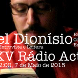 XV Rádio-Acto com João Rafael Dionísio