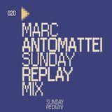 Marc Antomattei Sunday Replay Mix (April 23, 2017)