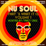 Nu Soul - That's what it is, volume 1 - Hosted by Tracy Cruz