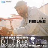 DJ Trix - Hiphopbackintheday Show 116 - PIERS JAMES
