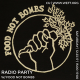 Radio Party 008: Telos of Government (and other questions to ask your date) (feat. Food Not Bombs)