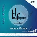 HF Radio Show #118 - Masta - B