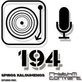 Techno Music | Spiros Kaloumenos in the Rhythm Converted Podcast 194 (Studio Mix)