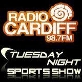 Tuesday Night Sports Show - 31st January 2012