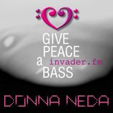 Give Peace A Bass – invader.FM – 14.03.19 - Radio show