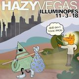Luminopes - Hazy Vegas - live radio show - Recorded 11-03-18