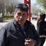 Gilberto Huillipan, Herken de la Confederación Mapuche de Neuquén