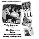The Backwall of Sound Retro Vinyl and more - Girls Special! Show 85