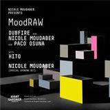 Dubfire b2b Nicole Moudaber b2b Paco Osuna - Lve @ MoodRAW (Outpost, NYC) - 10-NOV-2018