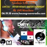 OPG Radio Live Show (6-20-18) DJ Dirty Fingers & DJ Rome & Jamal Griffin