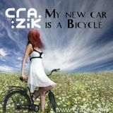Crazik - My new car is a Bicycle