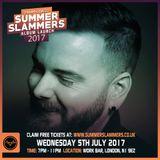 Summer Slammers 2017 Album Launch - 02 - Cyantific (Viper) @ Work Bar Nightclub London (05.07.2017)