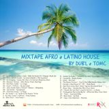 "ESSEC RmX Mixtape Series Vol XIII ""Mixtape Afro & Latino House"" (Mixed by Dub'L & TomC)"