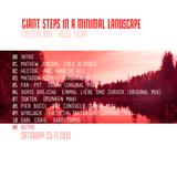 Giant Steps in a Minimal Landscape 2013-11-23