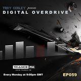Troy Cobley Presents Digital Overdrive - Episode 059