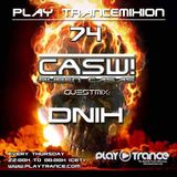 Play Trancemixion 074 by CASW!