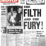 The Filth & the Fury - 45 minutes of early punk singles.