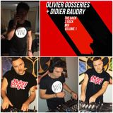 Olivier Gosseries + Didier Baudry : the Back 2 Back Mix !