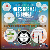 COMIENZO DE SESION.BRUGAL SESSIONS.SUNSET SESSION @TAGANGA @ONHOTELS by JC ARGANDOÑA DJ 2.9.2016