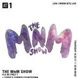 The M'n'M Show w/ AG & Prez T - 16th February 2017