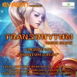 Evalion Presents TransRhythm Episode 009 (Hits Music Radio Barcelona)