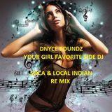 YOU GIRL FAVORITE SIDE DJ - SOCA INDIAN MIXX