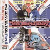 DJ Brockie, MC Skibadee, Shabba D, Fearless, Det & IC3 @ MC Convention, 3rd January 2004