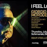 Giorgio Moroder - Live @ I Feel Love 40 Years Celebration (Brooklyn, United States) - 27.07.2017
