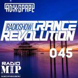 Adik Spart - Trance Revolution #045