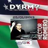 Hector Romero @ DYRM? (at Cutty Sark), Pescara - 25.01.2013 (Friday night)